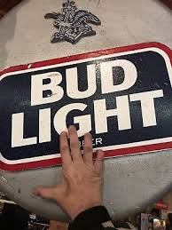 bud light beer box hat bud light beer rubber floor mat 36 x24 grill mancave rug budweiser