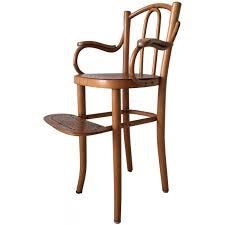 chaise enfant bois chaise enfant thonet en bois 1930 design market