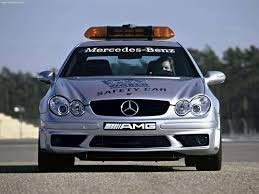 mercedes benz clk55 amg f1 safety car 2003 pictures