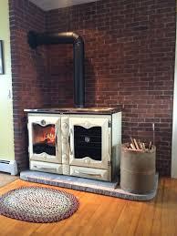 la nordica america wood cook stove