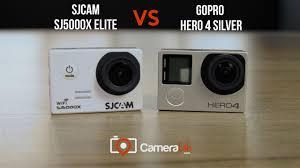 Gopro Sjcam Sjcam Sj5000x Vs Gopro 4 Silver Footage And Sound Comparison