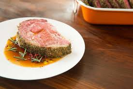 win the holidays with herb crusted sous vide prime rib rib roast