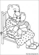 brown bear coloring pages coloring book