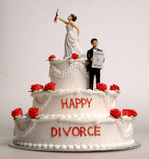 divorce cake toppers divorce cakes just want to happy