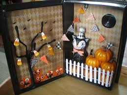 old world halloween ornaments vintage halloween decor this is just adorable in more ways than i