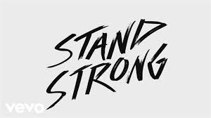 quotes about jesus friendship moriah peters stand strong official lyric video youtube