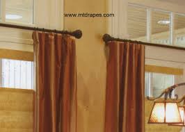 Kirsch Wood Curtain Rods Peachy Finials Webassets Rods Jpg Decorative Wooden Curtain Rods