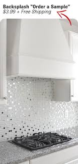 what is the best backsplash for a white kitchen ba1183 glass metal