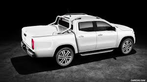 2018 mercedes benz x class pickup line power color bering white