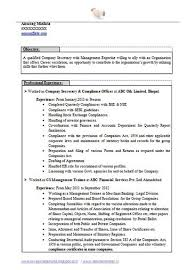 Secretary Resume Examples by Over 10000 Cv And Resume Samples With Free Down