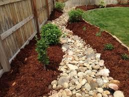 elegant dry creek bed landscaping build dry creek bed