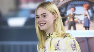 what is dakota fanning doing now elle fanning talks about leap and adorable childhood clip with