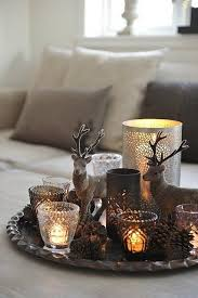 Christmas Deer Table Decorations by Cute Deer Decor Ideas For Cozy Christmas Spaces Decorations