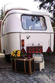 Seeking Trailer Troll My Truck La Coquette Mobile Vintage Caravan Nail Bar