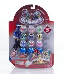 amazon com squinkie power ranger 12 piece bubble series 2 toys