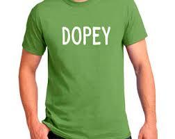 Dopey Dwarf Halloween Costume Dopey Costume Etsy
