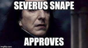 Professor Snape Meme - professor snape imgflip
