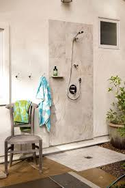 Outdoor Showers Fixtures - san francisco outdoor shower fixtures patio contemporary with pool