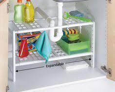 Easy Home Expandable Under Sink Shelf Aldi Pinterest Sink