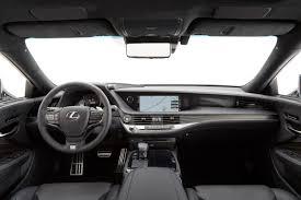 does lexus make minivan first look 2018 lexus ls 500 u0026 ls 500h f sport testdriven tv