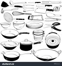 fresh pictures of kitchen utensils and their names home design
