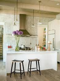 moroccan tile backsplash kitchen with arabesque tile black