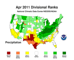 us weather map for april weather climate extremes punctuate warm april in u s