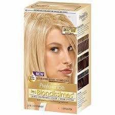 best boxed blonde hair color l oreal superior preference les blondissimes hair color reviews