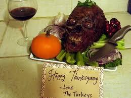 thanksgiving horror duck duck gray duck