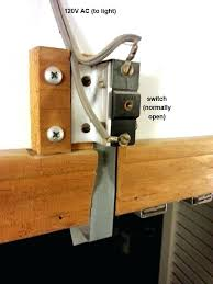 Closet Door Switch Pantry Light Switch Do It Yourself Automatic Closet Door Light