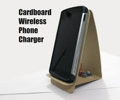 diy phone charger cardboard wireless charger 8 steps with pictures