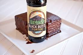 beer barrel cake chocolate stout cake with porter ganache u0026 beer brown sugar