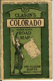 Colorado Road Map Colorado Pocket Maps Clason Map Company And Other Publishing
