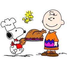 peanuts thanksgiving clip happy thanksgiving