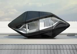 home design concepts nau architects unveil self sustaining living roof pod home