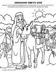 coloring page abraham and sarah abraham and sarah coloring pages paziresh info