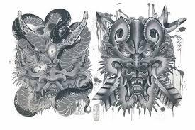 amazing aaron bell japanese tattoo design graphic tattooshunter com