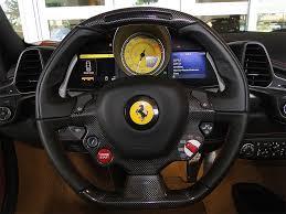 ferrari steering wheel 2017 ferrari 458 spider interior steering wheel
