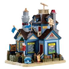 Lemax Halloween Houses by Lemax Village Collectibles Lemax Plymouth Corners Lemax