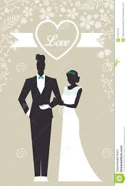 just married cards wedding set card just married stock vector illustration of
