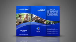 indesign tutorial in hindi tri fold brochure design photoshop cc tutorial in hindi