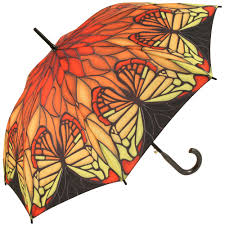 Southern Butterfly Umbrella by Roundup Cheerful Umbrellas For Grouchy Skies Umbrellas