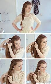 10 quick u0026 easy braided hairstyle step by step tutorials