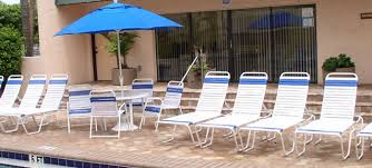 Poolside Chair Patio Furniture Miami Fort Lauderdale