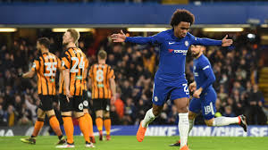 Chelsea F C Chelseafc Com Report Chelsea 4 Hull City 0 News Official Site Chelsea
