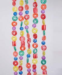 kurt adler halloween 9 u0027 candy fantasy sugar frosted life saver novelty christmas