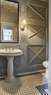 Wainscoting Over Tile 300 Bathroom Remodel Installing Shiplap Or Paneling Over Tile