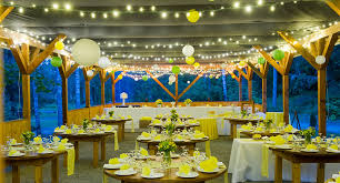 How To Hang Ceiling Drapes For Events Wedding Lights Ideas