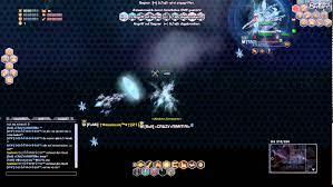 darkorbit hunt with new ship nostromo 1vs1 dmg test by
