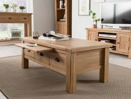 Coffee Table Styles by Furniture Modern Coffee Table With Ruztic Style Fits On Cream